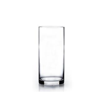 """VCY0310 Cylinder Glass Vase - 3"""" x 10"""" (12 pcs)"""