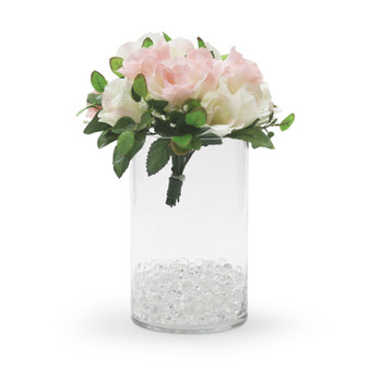 "VCY0508 Cylinder Glass Vase - 5""x8"" (12 pcs)"