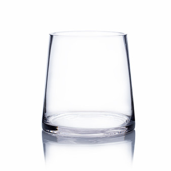 "VTC7506 Taper Up Cylinder Glass Vase - 5x6"" (12pcs)"