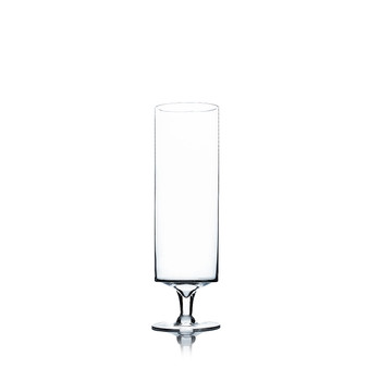 "VWV0516 - Clear Wine Vase - 4""x 16"" (12 pcs)"