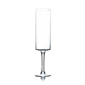 "VWV0520 Clear Wine Vase - 4""x 20"" (6 pcs)"