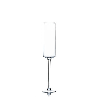 "VWV0524 - Clear Wine Vase - 5""x 24"" (6 pcs)"