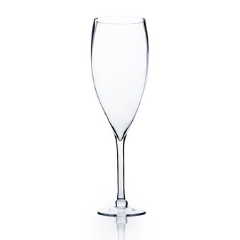 VWV0620 Clear Wine Vase - 5x20 (6PCS)