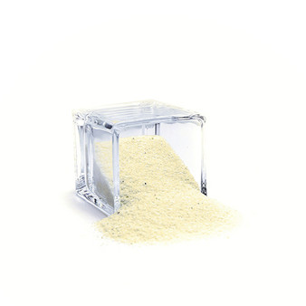 SAND02CR Decorative Colored Sand - Medium Grain, Cream (14 oz Bag)