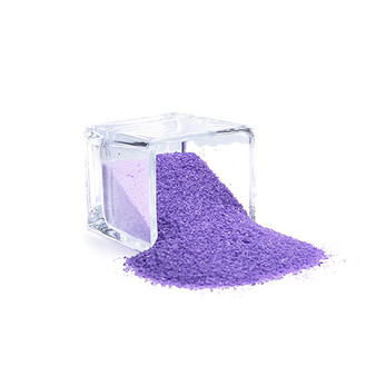 SAND02PR Decorative Colored Sand - Medium Grain, Purple (14 oz Bag)