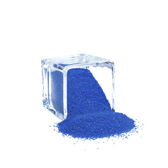 SAND02RB Decorative Colored Sand - Medium Grain, Royal Blue (14 oz Bag)