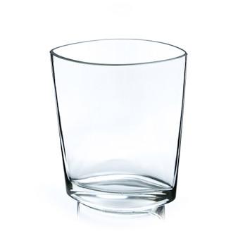 """VEV6006 Oval Eye Glass Vase - 6"""" (12 pcs)"""