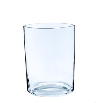 """VEV6010 Oval Eye Glass Vase - 9.5"""" (6 pcs)"""