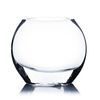 "VMV1004 Moon Bowl Vase - 3.5"" (24 pcs)"
