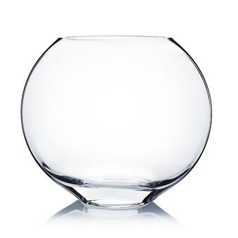 "VMV1006 Moon Bowl Vase - 5.4"" (12 pcs)"