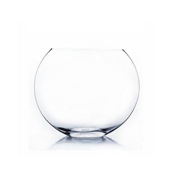 "VMV1008 Moon Bowl Vase - 7.7"" (6 pcs)"