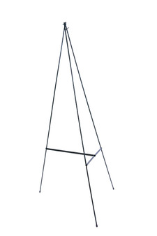 "EASEL66WR - Wire Floral Easel in Dark Green - 66"" (1 Pc)"