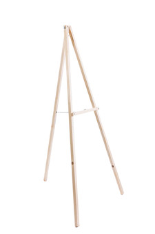 "EASEL66NA - Wooden Floral Easel, Natural Wood - 66"" (1 Pc)"