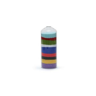 "HBD0106 - Small Cylinder Domed Top Bud Vase - 5.5"" (48 pcs/case)"