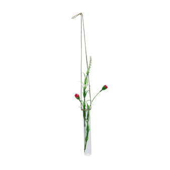 "HTB0106 - Medium Hanging Test Tube Vase - 6"" (12 pcs/case)"