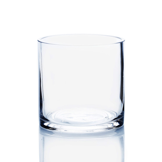 "VCY0505 Cylinder Glass Vase - 5""x5"" (12 pcs)"