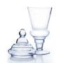 """VAP0612 - Apothecary / Candy Buffet Jar - Pedestal Jar with Lid, 16"""" (6 pcs/case)"""