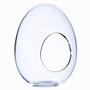 """HCH1306 Small Egg Terrarium - 6.5"""" H (24 pcs)"""