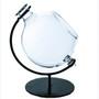 "HCH1406 Small Globe Terrarium w/Stand - 4"" W x 6"" H (6 pcs)"