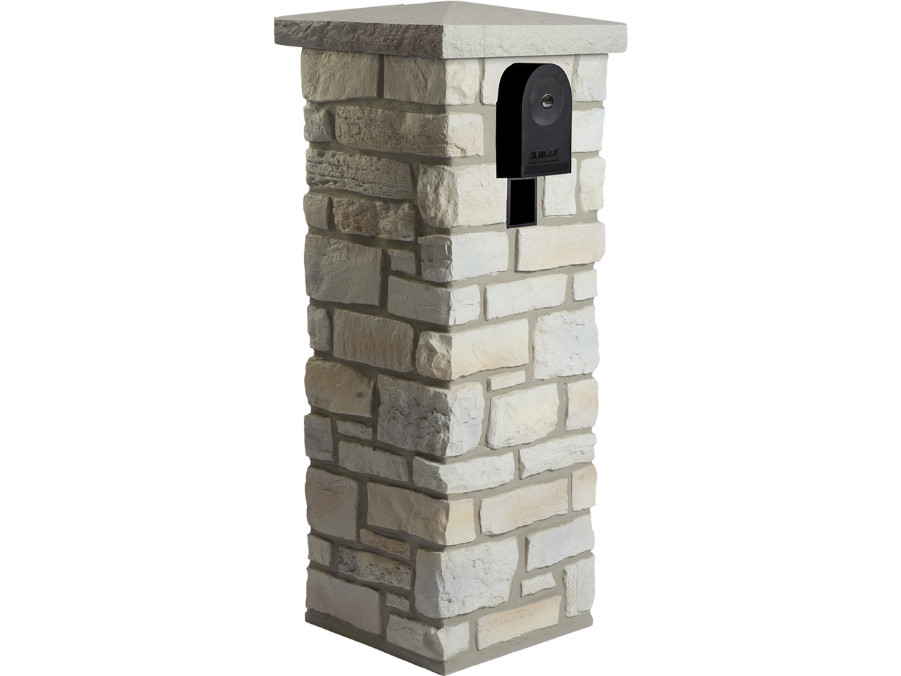Carlton Lehigh Cobblestone Mailbox Kit Barron Designs