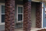How Do You Install Exterior Stone Column Wraps?
