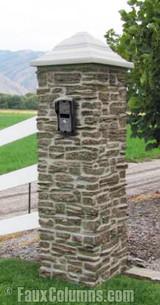 Gadget Friendly Gateposts