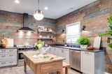 New Ranch Style Home Gets Rustic Appeal on TV's 'Home Free'