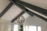 How to Install Box Beams in Your Ceiling