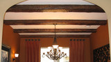 Helpful Tip Tuesday: Fitting a Wooden Beam in Place