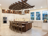 Stunning Kitchen Ceiling Treatment
