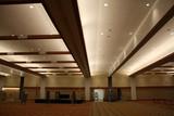 Albuquerque Convention Center Renovation: Beams in the Ballroom