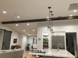 Adding Beams to a Large Span Ceiling: Why Faux is Best