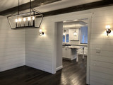 Remodeling an Old New England House with Heritage Beams