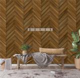 Faux Wood Panels