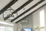 Five Ceiling Beam Ideas to Add Impact