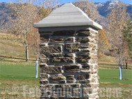 Easy Ashford Faux Stone Column Installation Instructions
