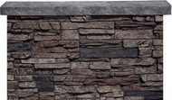 A Stone Wall from Scratch