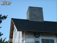 Weight Issues Resolved for a Chimney Facade