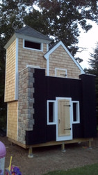 From Man Caves to a Castle Playhouse: Design with Decorative Stone Panels