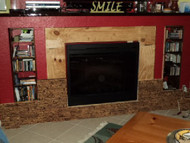 Building a Fireplace Surround From Start to Finish