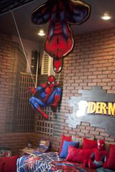 The Amazing Spiderman Bedroom