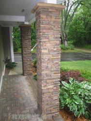 Quick & Easy Craftsman-Inspired Porch Columns