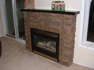 Fireplace Facelift Step-by-Step
