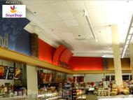 Stop & Shop Supermarket Design Goes Faux
