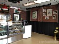 Bringing Back a Bakery with a Faux Brick Wall