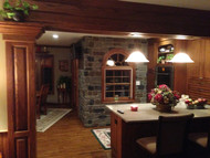 Get Ready for Winter with Faux Stone Panels