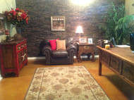 Rocking Out with Faux Stone Panels