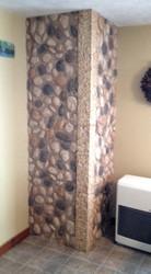 Small Bathroom Remodel that 'Rocks'
