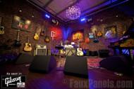 A New Gibson Guitar Showroom for FOX5 Studios, Las Vegas