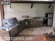 DIY Project: Outdoor Patio Kitchen